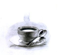 Tempting Coffee by Janaina good morning in greek Kalimera :)