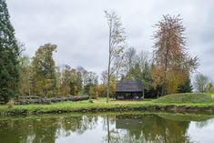 The Woodland Cabin, Nouvelles, 7022 Mons, Belgium / De Rosee Sa Architects