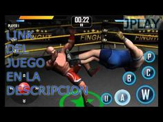 Real wrestling 3D PARA ANDROID (APK+DATOS SD)