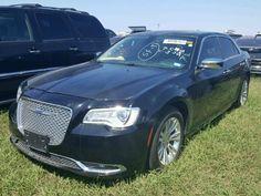 Salvage 2015 Chrysler 300c