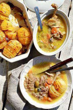 Les Cuisines de Garance: Le Canard aux Olives de mon grand-père { & le Concours de la FFC }