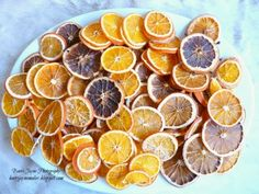Barri-Jayne Makes: the ultimate guide to oven dried orange slices