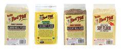 National Flour Month: Low Carb Flour Primer {Giveaway} - Bob's Red Mill Blog