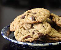 Brown Butter Chocolate Chip Cookies Just about my favorite; slightly different from the ATK recipe.