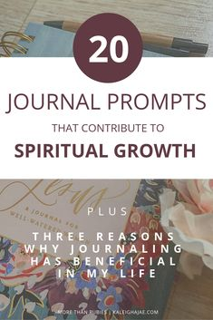 What's the point? Is it even valuable to our spiritual growth? In my experience, journal prompts have contributed to my spiritual growth and here's why. Spiritual Growth Quotes, Spiritual Path, Spiritual Awakening, Real Life Quotes, Quotes Quotes, Journal Prompts, Christian Journaling Prompts, Spiritual Disciplines, New Beginning Quotes
