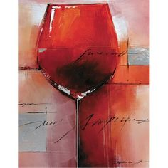 """Yosemite Home Decor 50 in. x 40 in. """"Red Merlot I"""" Hand Painted Canvas Wall Art - The Home Depot Hand Painted Walls, Hand Painted Canvas, Canvas Wall Art, Canvas Canvas, Cotton Canvas, Painting Textured Walls, Texture Painting, Red Wall Art, Metal Wall Art"""