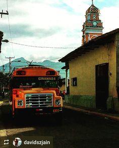 From @davidszjain: Xalteva Church #Granada #Nicaragua #ILoveGranada #AmoGranada #Travel