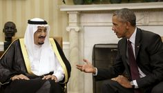 U.S. Relies Heavily on Saudi Money to Support Syrian Rebels
