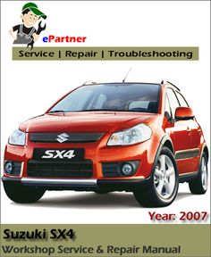 suzuki aerio repair manual pdf