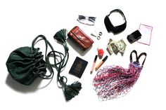 What's in your bag, Tiyana Grulovic? Photo by Erin Seaman