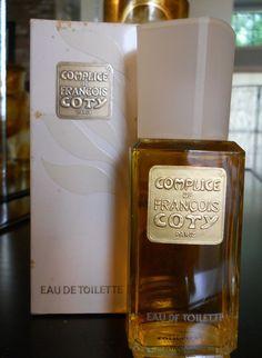 COMPLICE De FRANCOIS COTY  4 oz  Eau de Toilette, Rare Vintage, New in Box #Coty