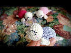 Baby Turtles, Youtube, Free, Crocheting, Tutorials, Minion Crochet, Youtubers, Youtube Movies