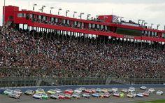 Auto Club Speedway - Fontana