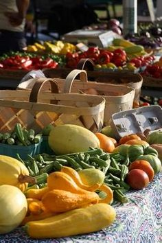 Food for thought: Downtown Slow Food Upstate Earth Market offers education and more.