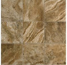 Tile - Marazzi Tile - Marazzi Archaeology - Page 1 Marazzi Tile, Southwestern Home, Room Tiles, Wall Tile, Wall Patterns, Basement Remodeling, Porcelain Tile, Historical Sites, Archaeology