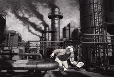 Ilustración, Seisdedos, Frankenstein