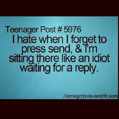 Omw! I literally do this all the time!!