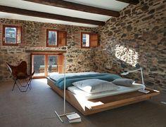 Eugeni Pons fotografía de arquitectura. Priorat House de Minim Interiorismo