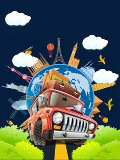 City Vector, City Background, Eurotrip, Travel And Tourism, Wallpaper Backgrounds, Monster Trucks, Around The Worlds, Cookies Policy, Adventure