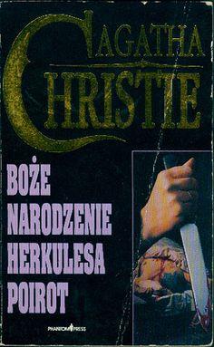 Boże Narodzenie Herkulesa Poirot, Agatha Christie, Phantom Press, 1992, http://www.antykwariat.nepo.pl/boze-narodzenie-herkulesa-poirot-agatha-christie-p-14812.html