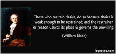 William Blake <3