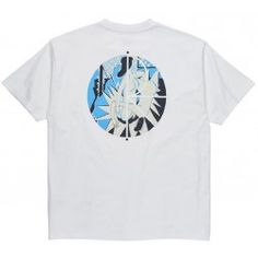 00b5b33f79 T-Shirt Polar Skate Co 69 Fill Logo Tee White