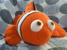 Amigurumi Kayıp Balık Nemo Tarifi