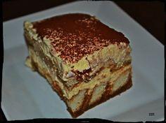 Tiramisu, la recette d'un ami italien ! Tiramisu, Dessert Recipes, Desserts, Gluten Free Recipes, Free Food, Fondant, Biscuits, Birthday Cake, Snacks