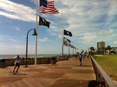 Myrtle Beach Boardwalk in Myrtle Beach, SC