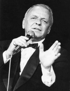 "Frank Sinatra, ""The Voice"""