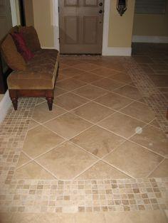 tile flooring kitchen bronze faucets 34 best to wood transition images ceiling 48 fabulous floor tiles designs ideas for living room trendecorist