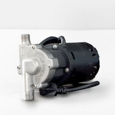 Chugger Inline Pump with Stainless Steel Pump Head. Made specifically for brewers. 1/2″ MPT inlet and outlet. 316 Stainless Steel front housing. Max flow 7 Gallons Per Minutes. 25% more …