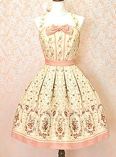 Innocent World » Jumper Skirt » Romantic Rose JSK