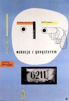 """""""WAKACJE Z GANGSTEREM"""", 1958"""