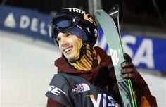 Lyman Currier | Freestyle Skiing | #TeamUSA #sochi2014