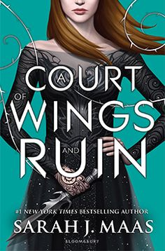UK/AUS/NZ #CoverReveal A Court of Wings and Ruin (A Court of Thorns and Roses, #3) by Sarah J. Maas