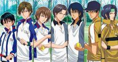 テニスの王子様 Prince Of Tennis Anime, Geek, Boys, Tennis, Princesses, Baby Boys, Geeks, Senior Boys, Sons