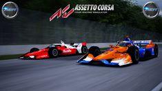 Assetto Corsa Replay # VRC Formula NA 2021 @ Raod America