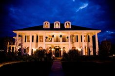 The Plantation House outside of Austin, TX! Future venue :)