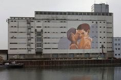 Street art by Aryz. Source: This is Colossal