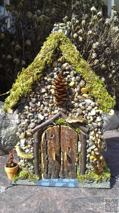44. #Houses - 48 Fantastic #Fairy Gardens for Your Yard ...