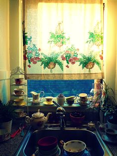 tea lover's window