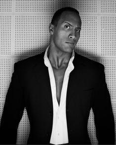 The Rock... Dwayne Johnson.