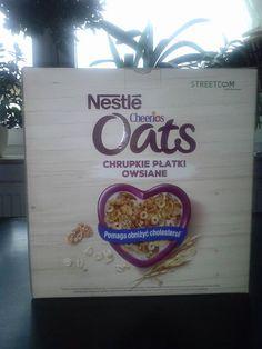 Paczuszka dotarła :) Dziękujemy :) #CheeriosOats #ChrupkiePlatkiOwsiane https://www.facebook.com/photo.php?fbid=10207285701612031&set=o.145945315936&type=3