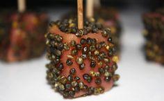 Petrossian Caviar Salmon Lollipop
