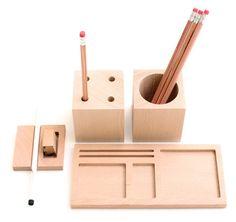Kukka Blocks Desk Set Daily Tech Find