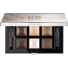 Givenchy Signature Eye Palette ($66) ❤ liked on Polyvore featuring beauty products, makeup, eye makeup, eyeshadow, cosmetics, palette eyeshadow, givenchy eye shadow, givenchy eyeshadow and givenchy