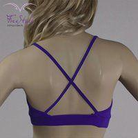 X TOP ROYAL BLUE SUPPLEX ® #moda  #fitnessfashion #top #free_style #girl #fashion #sexy #like #fitness #dri-fit