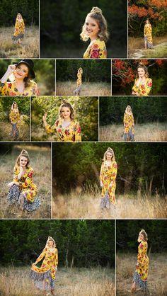 Austin Senior Photographer, Heidi Knight Photography