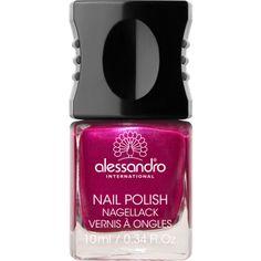 Alessandro 52 Shiny Rubin. Nagellak voor kunst- en natuurlijke nagels.